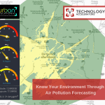 Valluri Technology Accelerators to deploy the first Air Pollution Forecasting Application for the city of Bengaluru in Karnataka, India