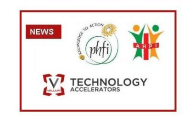 VTA partners with PHFI and AHPI to develop correlative and predictive analytics between Environmental Pollution and Public Health
