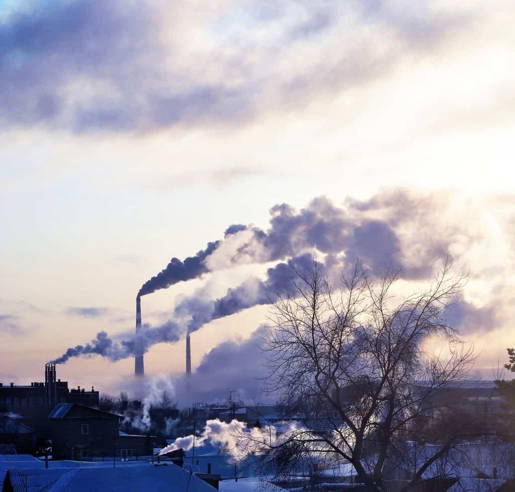 Pollution plants